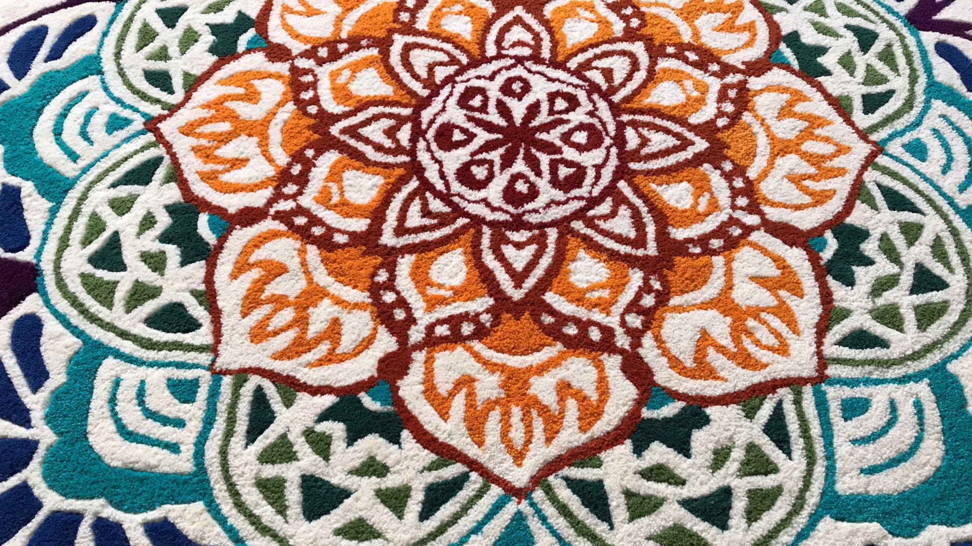 egyedi szőnyeg készítés, egyedi szőnyeg, színgarancia