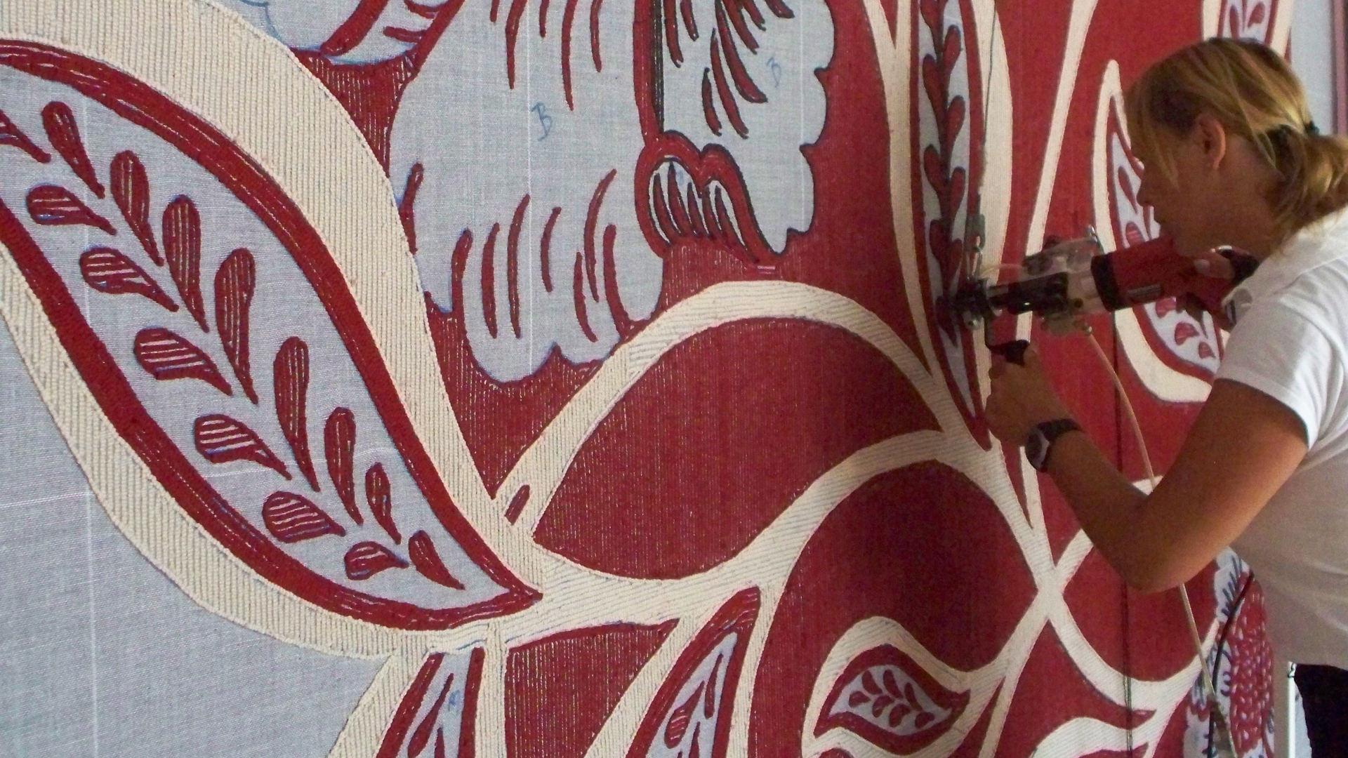 egyedi szőnyeg, handtufting