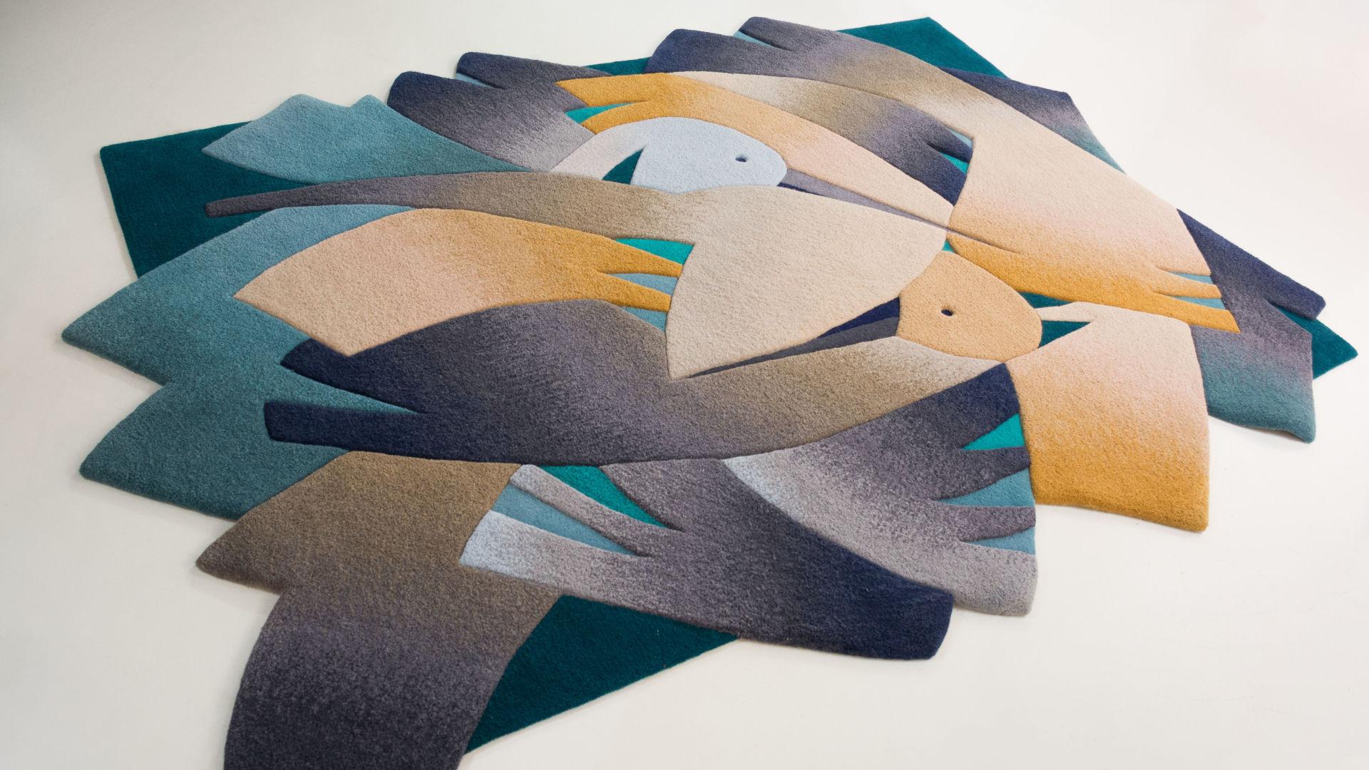 Kutas Ágnes textiltervező iparművész